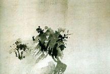 202 Sesshu:雪舟(1420-1506)
