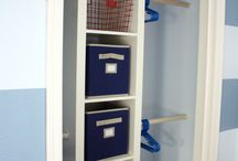Closets / by Allyson Forrister