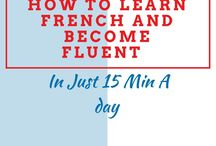 Projects to try french