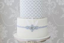 gâteau mariage Léa