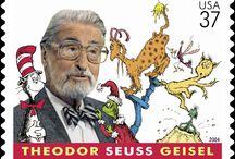 Dr. Seuss birthday celebrations all week  / by Verenetta Johnson-Warner