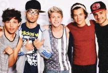 One Direction / Aquí encontrarás fotos, vídeos de videoclips, vídeo-diarios, TODO! Incluso algunas novedades.