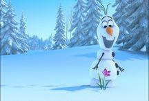 Frozen / by Arabella Resado