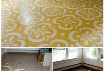 HOME: Floors / by Jennifer Hayes