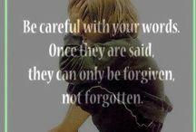 Quotes I believe