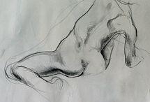 Human sketches