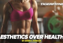 Just For Women / LADIES, THESE ARTICLES ARE JUST FOR YOU! LOSE FAT, GET IN SHAPE AND FIND THE PERFECT WORKOUT!