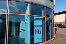 Gloucestershire Window and Door Showroom / If you're thinking about installing a new conservatory, orangery, entrance porch or improving your home with replacement double glazing windows and doors, we'd like to invite you to visit our showroom in Tewkesbury.