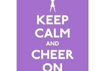 Cheer! / by Bailey White