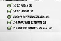 Beard oil recipe