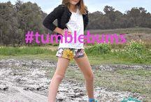 Kids Tumble Bums - Shorts, Knickerbockers, Pants & Harems Unisex Sewing Pattern
