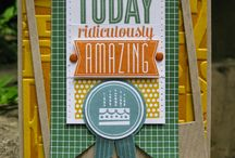 Cards - Amazing Birthday / by Hill Country Stampin'