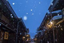 高橋壮志と冬景色