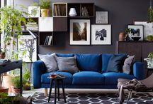 Living room / by Danielle Vigneau