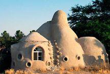 Casa de super adobe