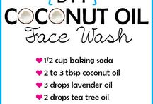 face wash/scrub