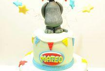 Születésnapi torták