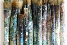 Crafty Inspiration / by Ashley Huffman