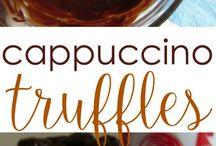Truffels, bonbons en fudge