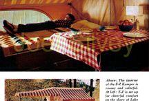 Campers / Camper makeovers, glampers
