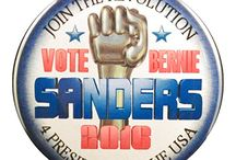 Bernie Sanders for America / by Valx Art