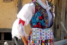 Around The World {Traditional, Ethnic, Folk, Costumes}