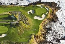 Amazing golfcourses