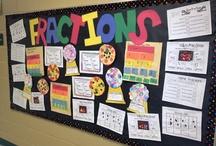 fractions / by Julie Miller