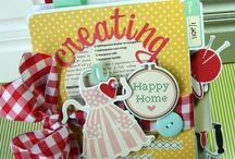 Scrapbooking and paper crafts