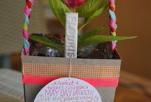 May Day baskets / by Tammy Brice