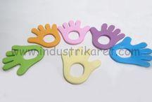 Teether Bayi | Mainan Gigitan Bayi / Teether Bayi | Mainan Gigitan Bayi http://www.industrikaret.com/teether-bayi.html