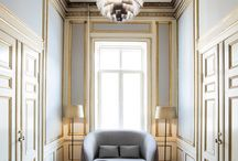 Walls - Colors and Moldings