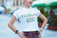 Harmony T-shirts / Harmony Life a creat prima colectie de tricouri handmade cu mesaje motivationale!  Harmony T-shirts este o linie de 5 tricouri cu mesaje harmony pictate manual. Masuri: XS - XL  Culoare: Alb  Pret: 75 lei Pret redus: 60 lei Poti comanda aici: www.harmony-life.ro   Concept: Harmony Life Make-up: Aniela Simion Foto: Ion Trifu - Vand Vise Photography Handmade painting: Dumitru Alexandru - Handmade Tshirt by Mitru