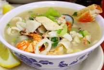 メキシコ料理 海鮮スープ Caldo de Mariscos