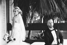 Elegant Ivory, Gold, and Blush Wedding / Crowne Plaza Redondo Beach Wedding