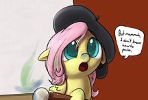 MLP <3 / I'm a Pegasister Deal with it!! / by Gracie Greg