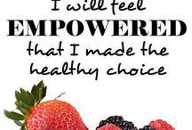 Healthy eating / by Odetta Reid