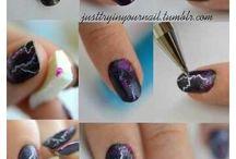 Crea effetti nails