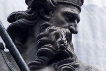 Roman & Greek Gods
