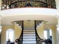 iron stair rails