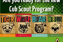 Cub Scouts / by Meagan Ambacher