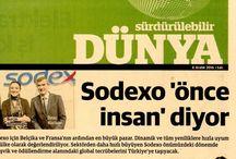 Basında Sodexo