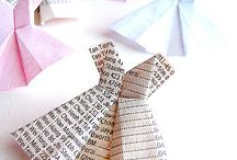 Paper crafts / Origami and other paper crafts