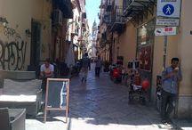 In giro per Palermo