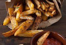 Pommes terre  (Frites)