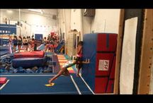 Gymnastics physical conditioning