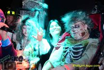 Halloween Vegas Party at Mix Lounge / Check out all the great guests who came to our Vegas Halloween Party at Mix Lounge! / by Stacia iPartyinVegas