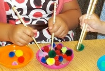Fine Motor Skills / by S Cooper