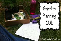 Gardening / by Southern Gals Cook