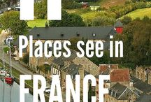 France / France and above